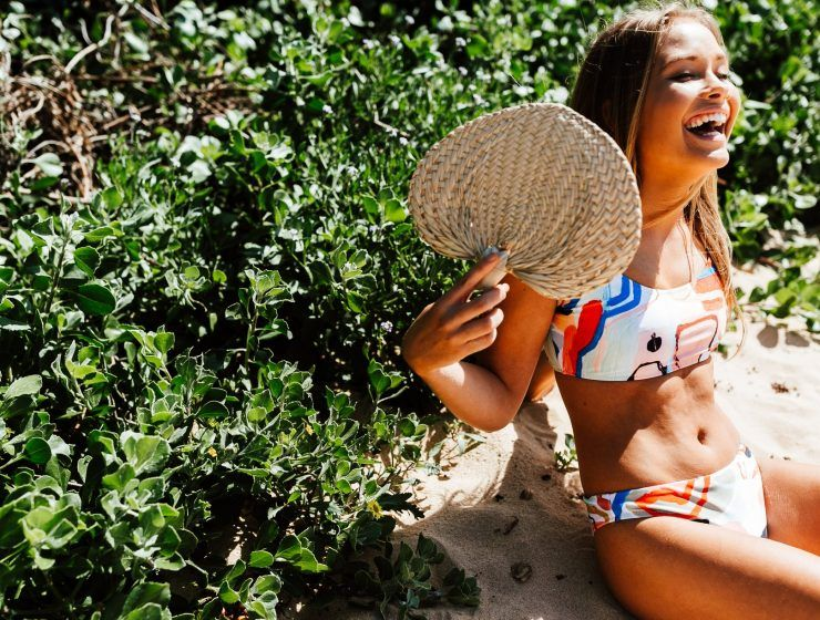 Sustainable Australian swimwear