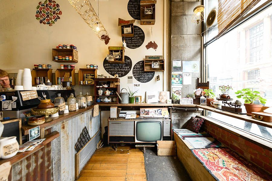 Kinfolk Melbourne Sustainable Eatery