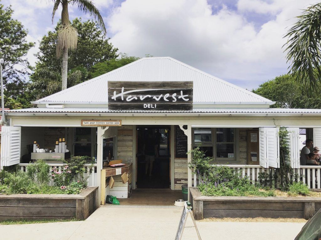 Harvest Byron Bay