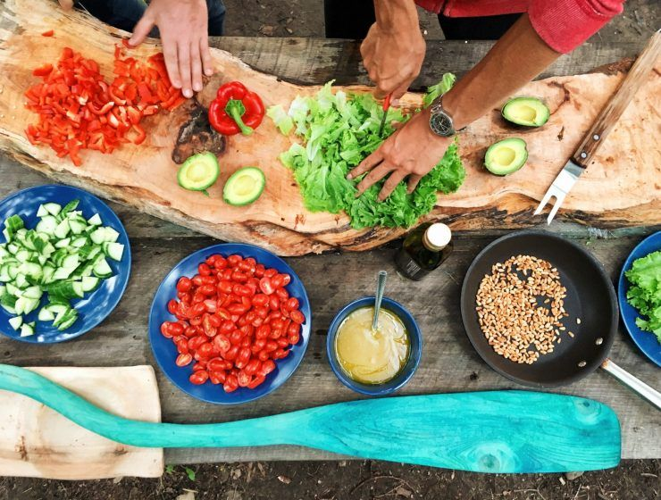 A Sustainable Diet Will Help Save Our Planet