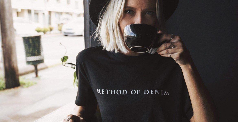 Sustainable Fashion label Method Of Denim