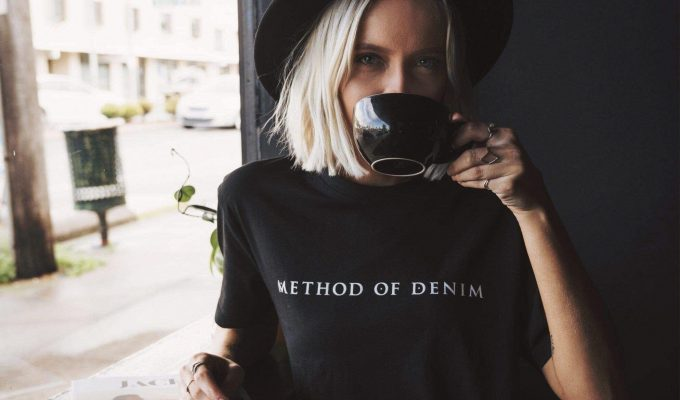 Sustainable Fashion label Method Of Denim